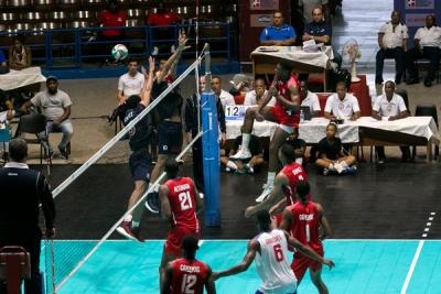 Cuba disputará ante Dominicana la final del torneo NORCECA sub-21 de Voleibol