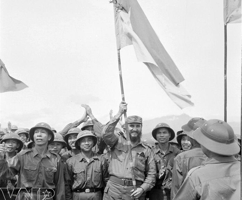 Series of Activities Begin to Commemorate Fidel Castro's First Visit to Vietnam