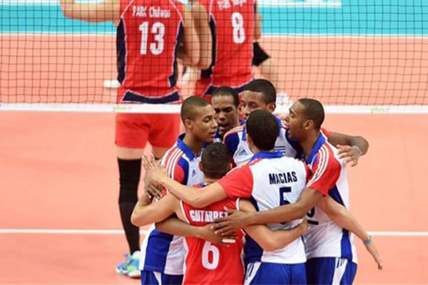 Cuba gana bronce y boleto para Copa Panamericana de Voleibol (m)
