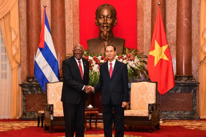 Fallece el presidente de Vietnam a los 61 años