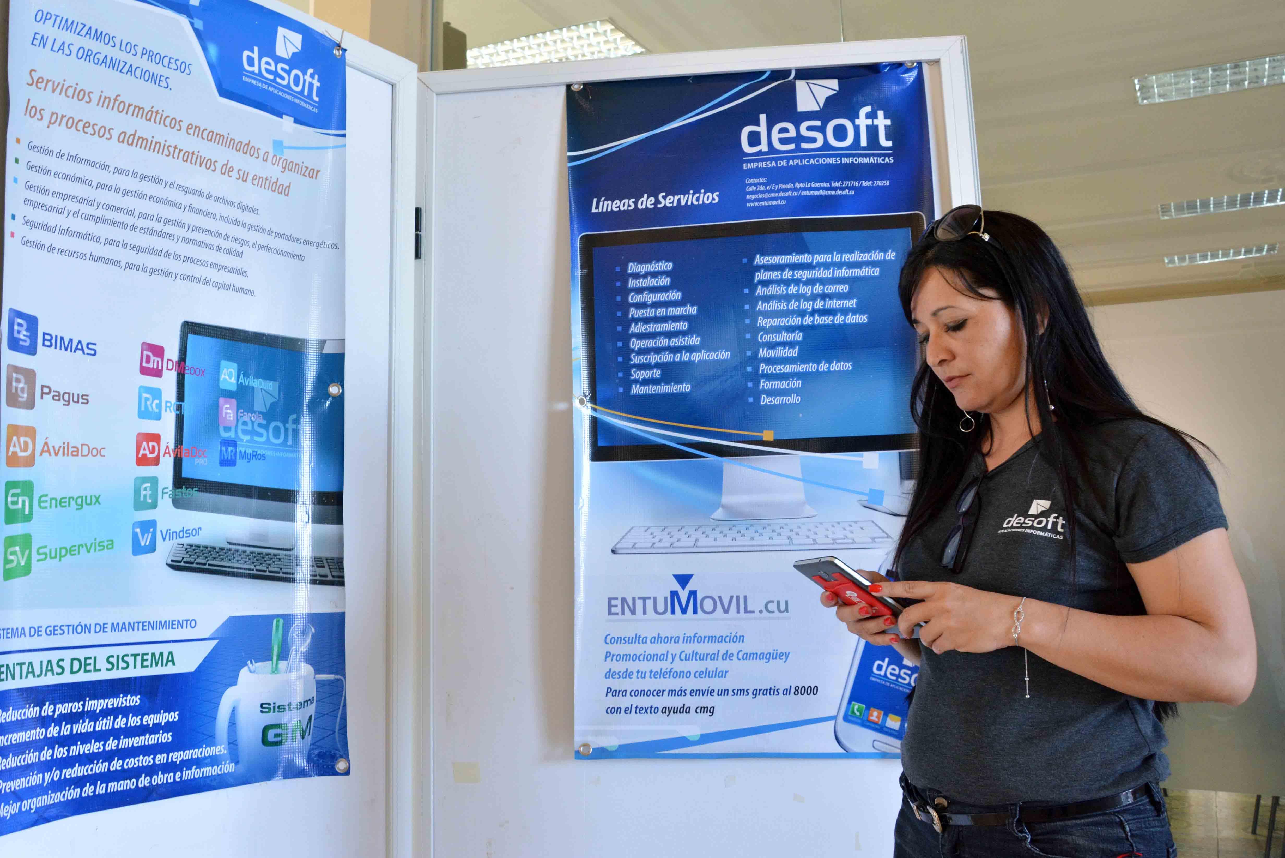 Debaten en Camagüey sobre modernas tecnologías para la gestión empresarial