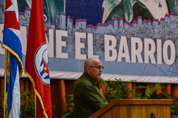 IX Congreso de los CDR. Foto: ACN