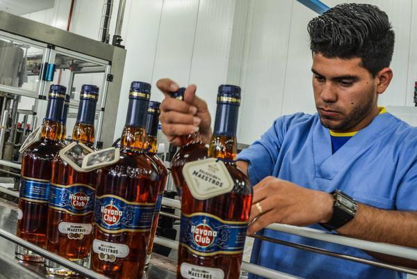 Havana Club venderá más de 4.5 millones de cajas de ron