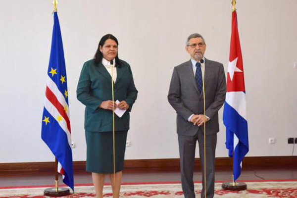 Cuba and Cape Verde strengthen relations