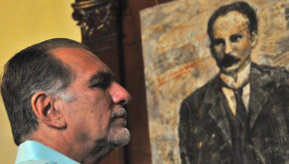 René González: The José Martí Cultural Society is the community