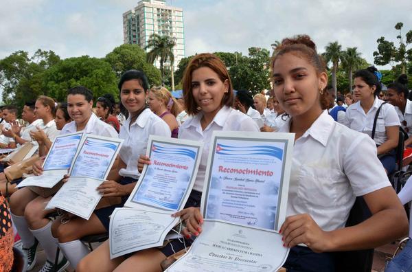 Formación de nuevos maestros en la mira de la Educación camagüeyana este 2020 (+ Audio)