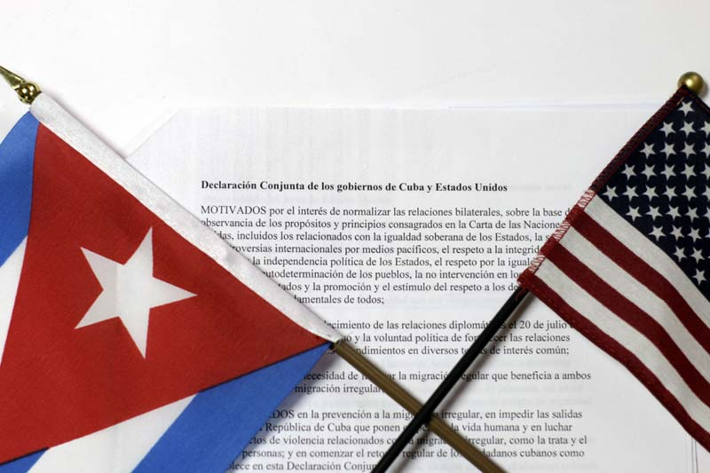 Official: Cuba strictly complies with migration agreements with the US