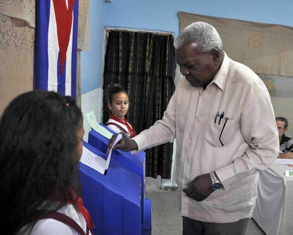 Convoca Lazo a demostrar la unidad de los cubanos en las urnas