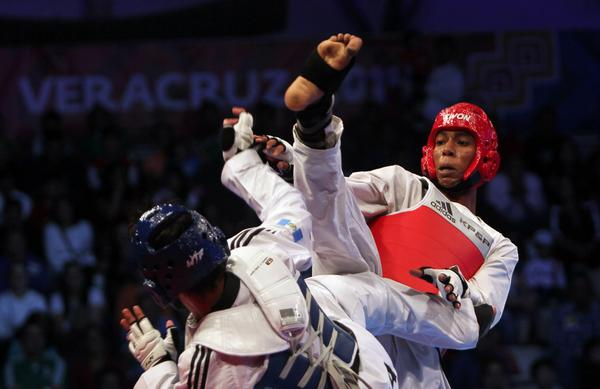 Cuba se ubicó tercera en Open de México de Taekwondo