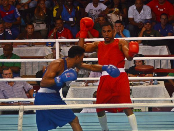 Eight Cuban Boxers win Berths to Barranquilla 2018 Central American and Caribbean Games