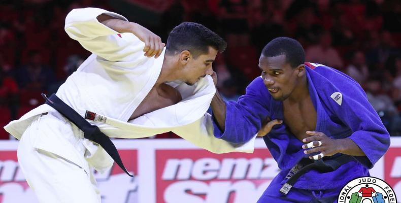 Eliminado el cubano Osniel Solís en Grand Prix de Judo