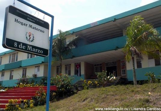 Institution Benefits Pregnant Women with Risks in Holguin