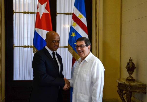 Emphasized historical bonds between Cuba and Cape Verde