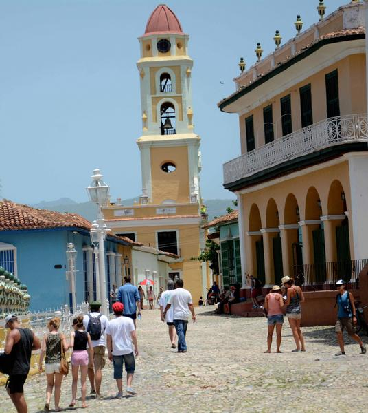 Sancti Spiritus Exhibits Tourism Attractions in FitCuba 2018