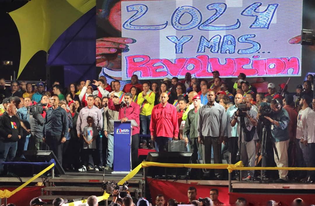 Chavismo triumphed again in Venezuela: Maduro re-elected