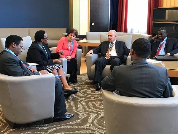 Impulsa Cuba desde Ginebra proyectos de cooperación médica