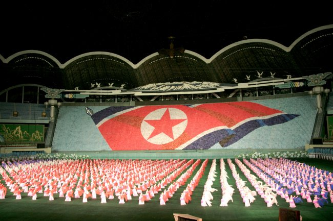 Pyongyang bids farewell to Cuban president with impressive popular spectacle