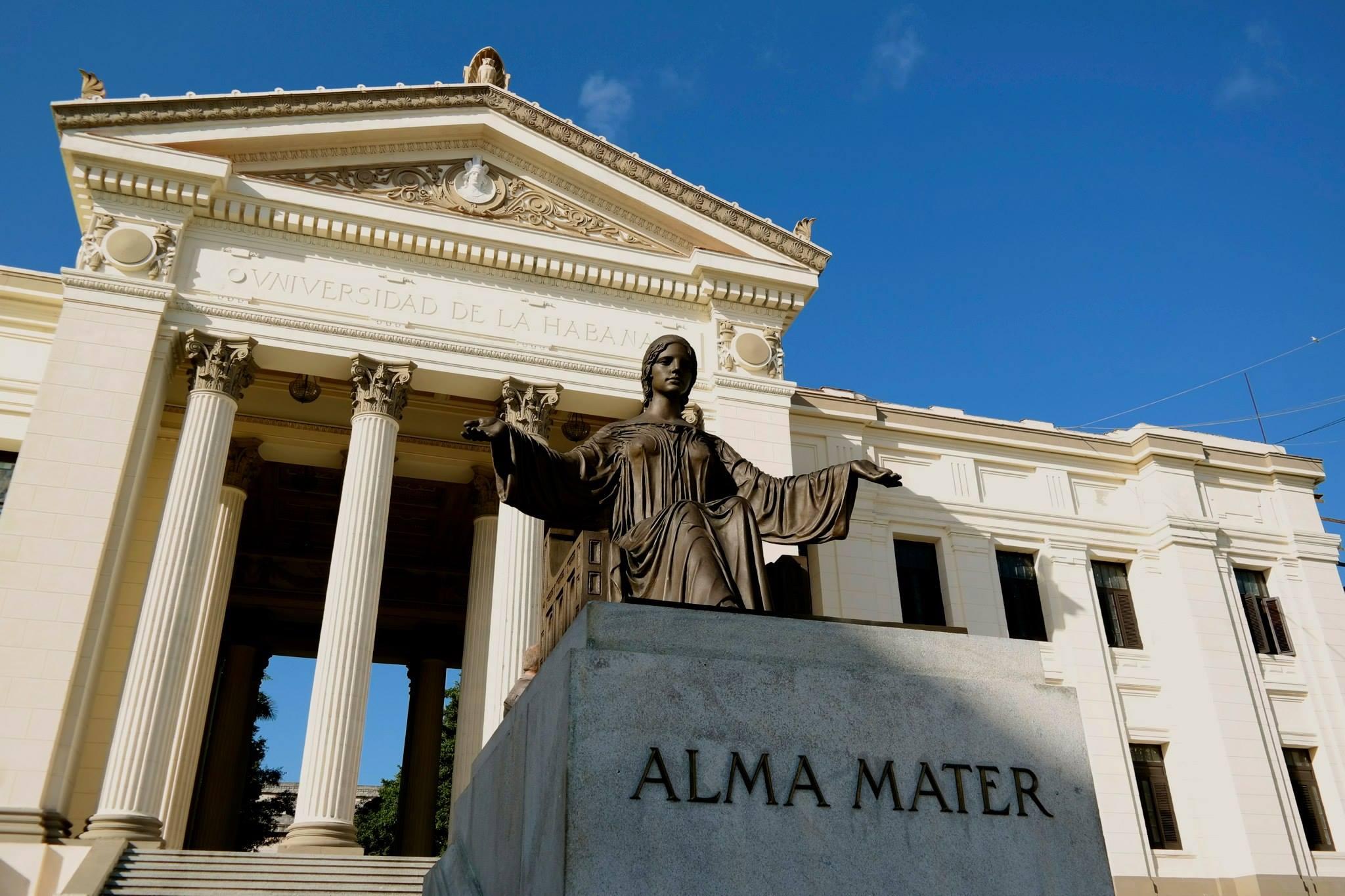 Firman convenio Universidad de La Habana y Academia Cubana de la Lengua