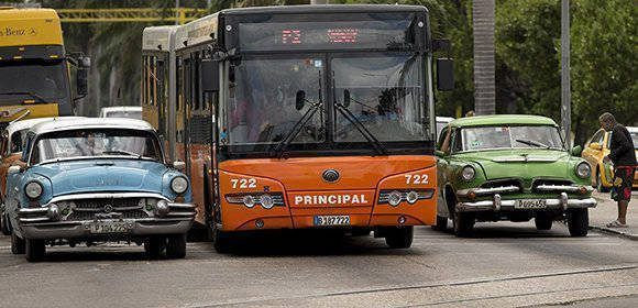 Cuba wants the reordering of private transport to go well