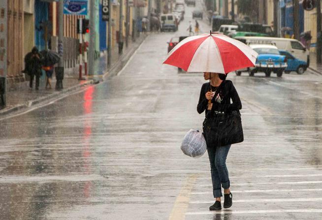 Confirman septiembre como uno de los meses más lluviosos en Cuba