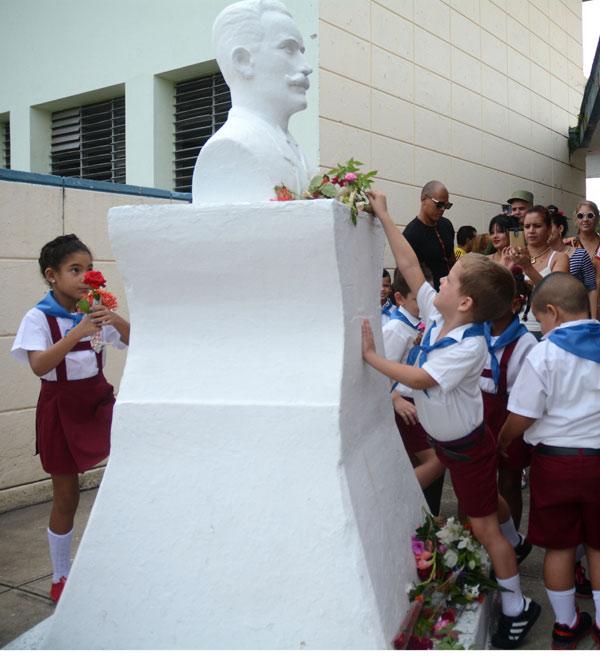 Más de seis mil 700 niños y niñas ingresaron a la Organización de Pioneros José Martí