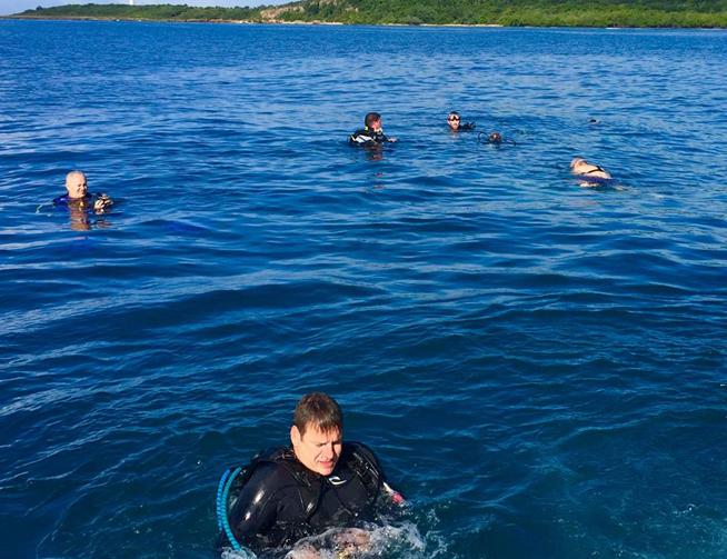 Le centre de plongée Faro Luna : un travail scientifique et récréatif