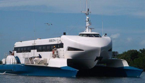 Resultado de imagen para transportación maritima, cuba, acn