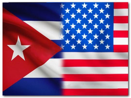 Cuban Foreign Minister receives U.S. Congressman