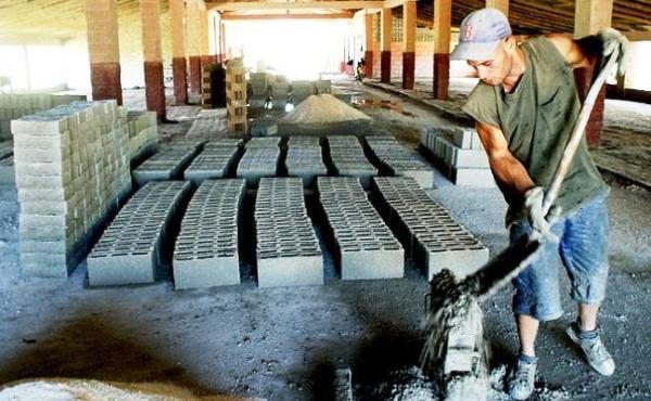 Avanza en Camagüey producción local de materiales de la construcción