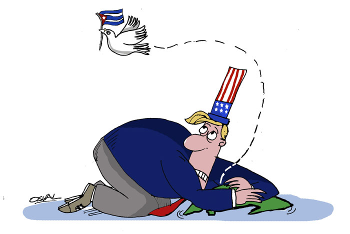 Non-Aligned Movement: the US blockade does not correspond to our time