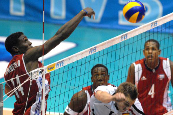 Cuba for second victory in U23 Pan American Volleyball Cup