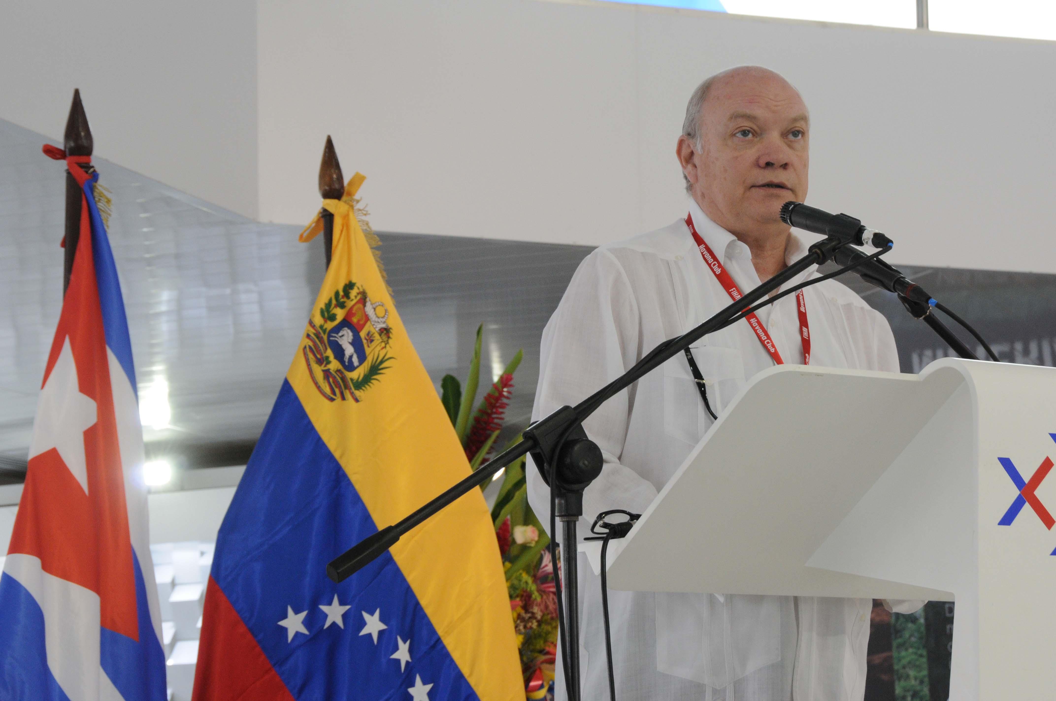 Cuba and Venezuela come together at FIHAV 2018