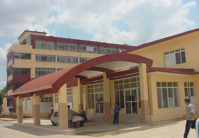 Resultado de imagen para hospital provincial Antonio Luaces Iraola, acn