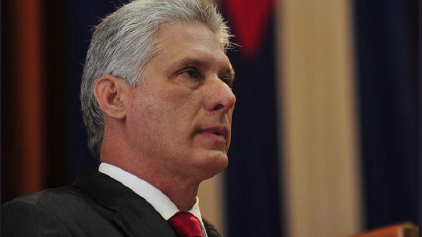 Diaz-Canel denounces harassment and violence against Cuban doctors in Bolivia