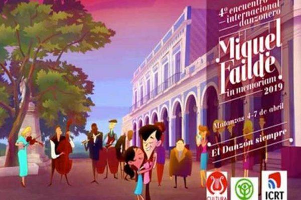 Muestra de danzón mexicano hoy en Encuentro Internacional Miguel Failde