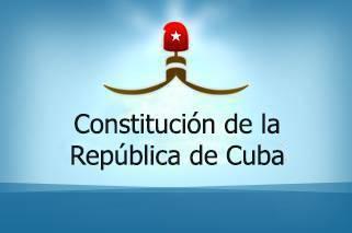 Cuba proclamará esta semana su nueva Carta Magna