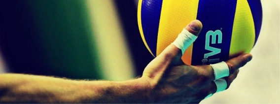 Cuba against Mexico in finals of U19 Boys´ Pan American Volleyball Cup
