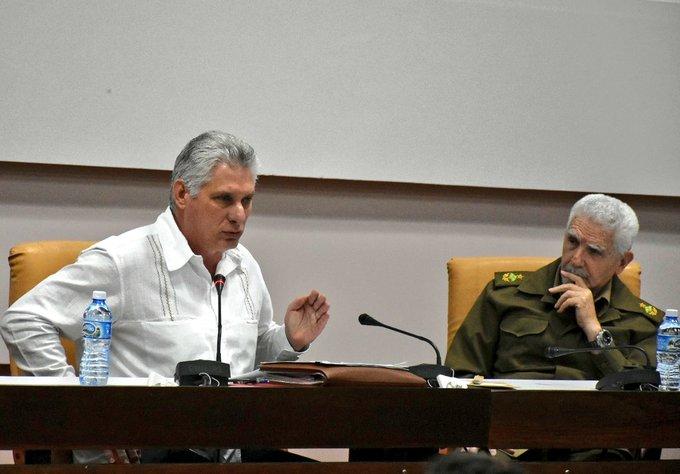 Díaz-Canel llama a extremar legalidad y orden en programa de recuperación de viviendas