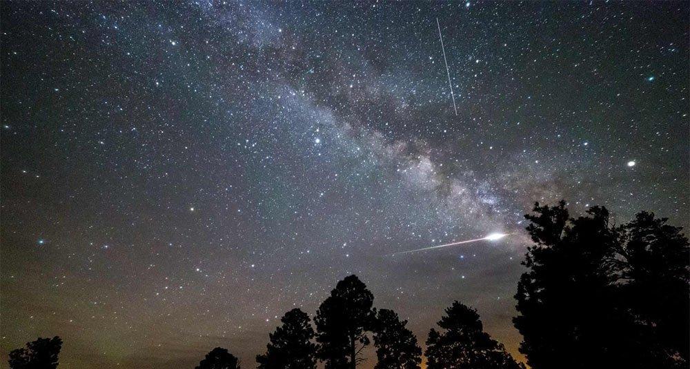 Instituto de Geofísica y Astronomía anuncia periodo de lluvias de meteoros
