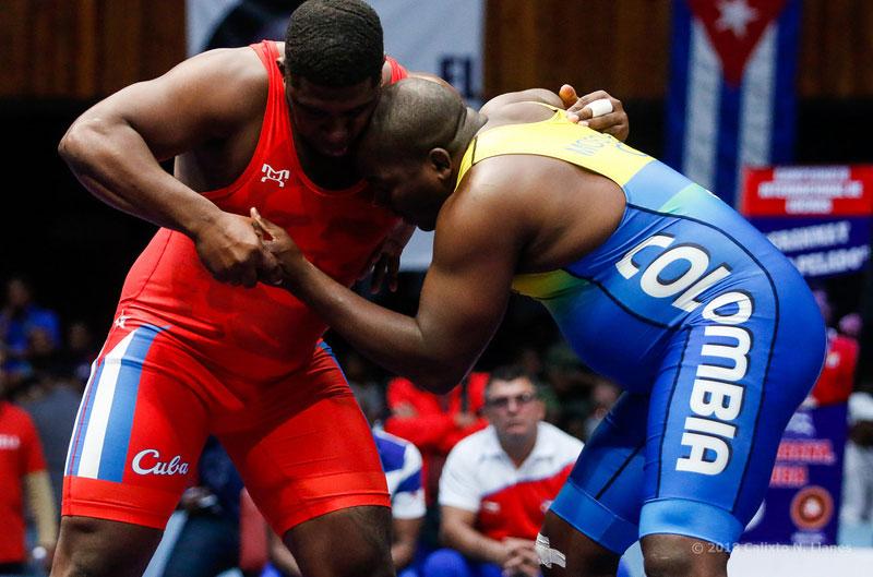 Cuba buscará cupos olímpicos en torneo de lucha grecorromana en Canadá