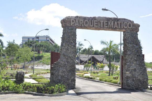 Le parc thématique de Las Tunas, un endroit pour vivre l'été