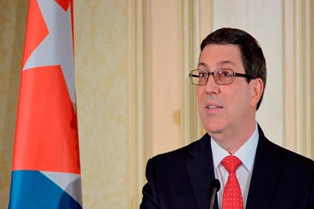 Le Chancelier souligne des relations de Cuba avec les États insulaires du Pacifique