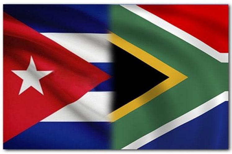 Des mineurs sud-africains expriment leur solidarité avec Cuba