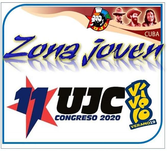 Zona Joven, un paso singular camino al XI Congreso de la UJC