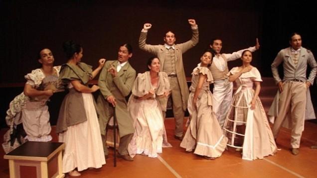 Camagüeyano Teatro de Luz promueve educación ambiental en peña infantil