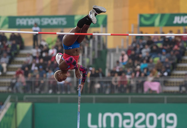Cuban pole vaulter Silva ranked third in Diamond League eleventh leg