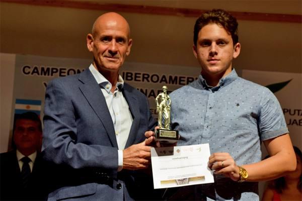 Cubano Albornoz es subcampeón del Iberoamericano de ajedrez