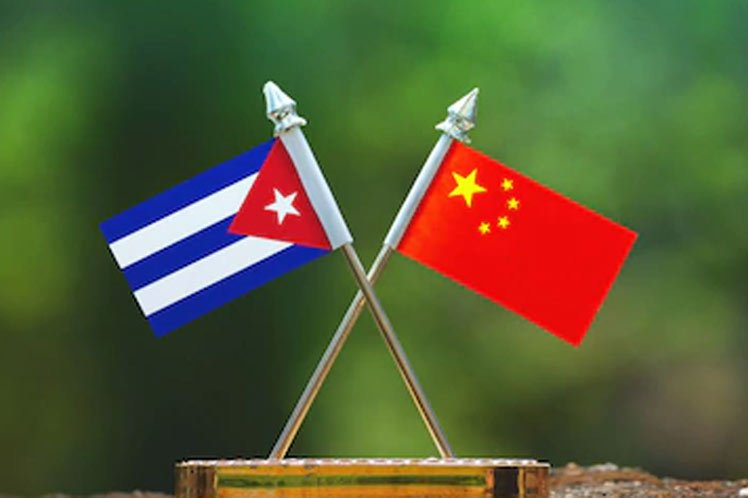 Cuba and China develop biotechnological projects