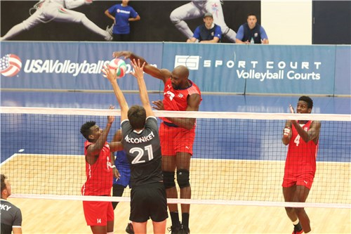Cuba for second win in NORCECA 2019 Champions Cup