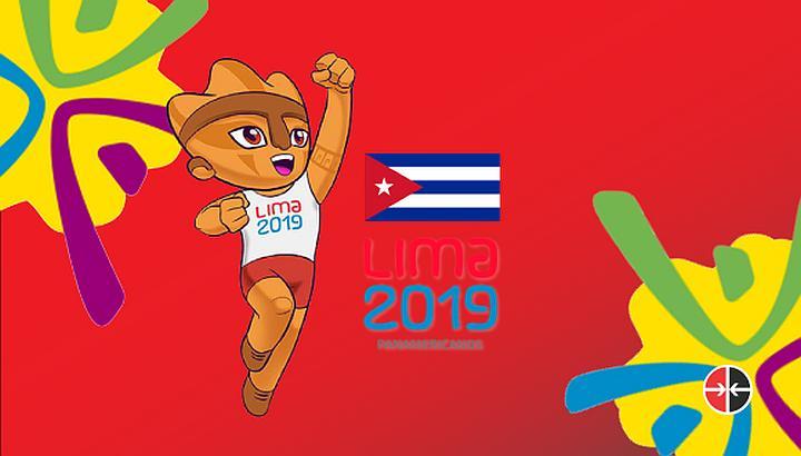 Taekwondoca cubano con subtítulo en Juegos Parapanamericanos